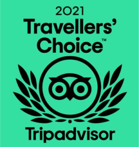 2021 POPS Travellers Choice Tripadvisor